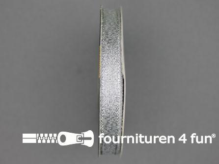 Zilver lint 10mm 25 meter
