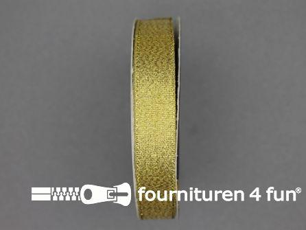 Goud lint 16mm 25 meter