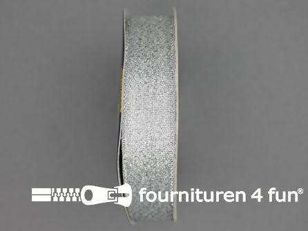 Zilver lint 19mm 25 meter