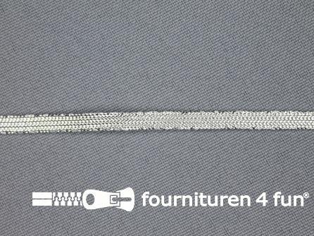 Zilver lint 5mm 25 meter