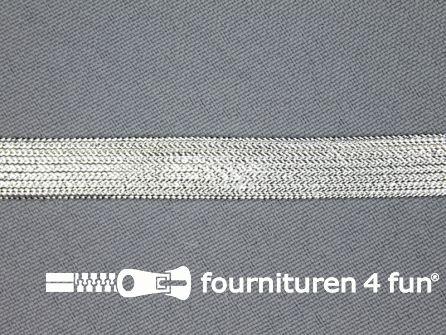 Zilver lint 9mm 25 meter