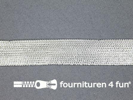 Zilver lint 15mm 25 meter