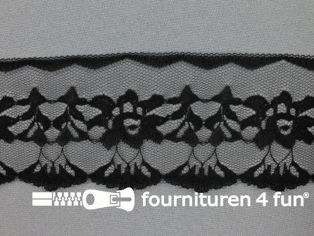 Nylon kant 65mm zwart