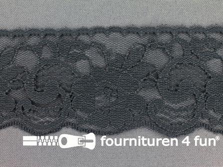 Nylon kant 50mm grijs