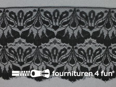Nylon kant 88mm zwart