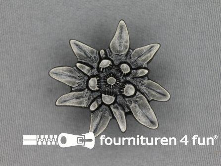 Landhuis versiering 34mm edelweiss