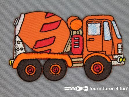 Boys applicatie 45x75mm betonmolen