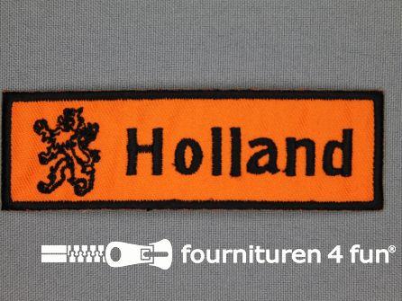 Kids applicatie 30x98mm vlag holland