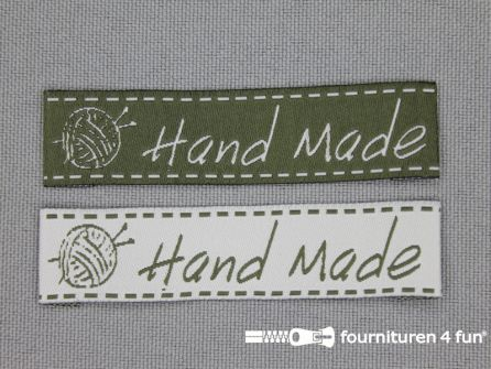 Kids applicatie set hand made