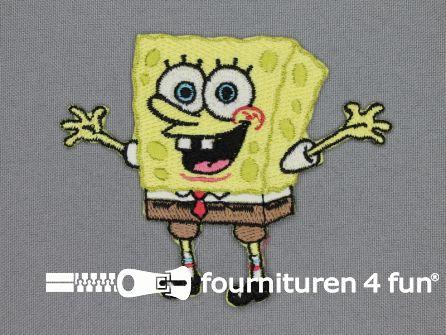 SpongeBob applicatie 92x74mm