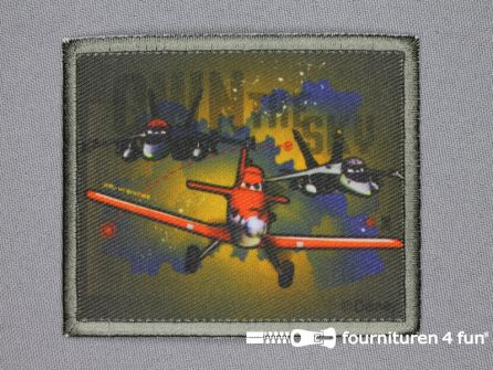 Disney applicatie 67x80mm planes
