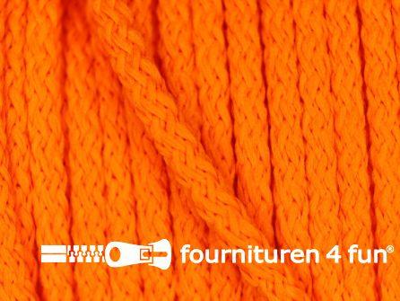 Jassen koord 3mm neon oranje