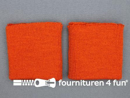 Manchetten oranje