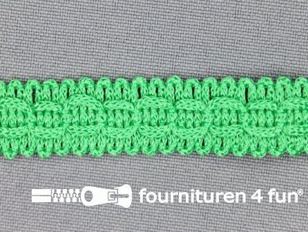 Rol 25 meter nylon galon 14mm gras groen