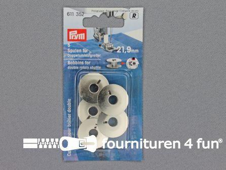 Prym Naaimachine spoeltjes 21,9mm 5 stuks - 611352