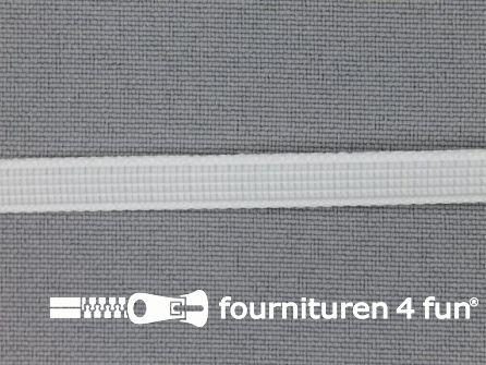 Rol 45 meter baleinenband 6mm rigi wit