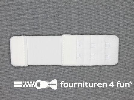 BH verlenger 30mm wit