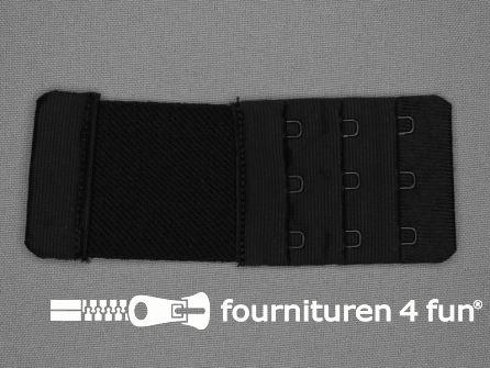 BH verlenger 41mm zwart