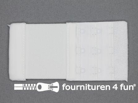BH verlenger 55mm wit