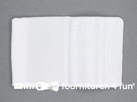 BH verlenger 75mm wit