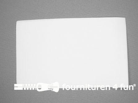 Reparatiedoek 12x40cm wit