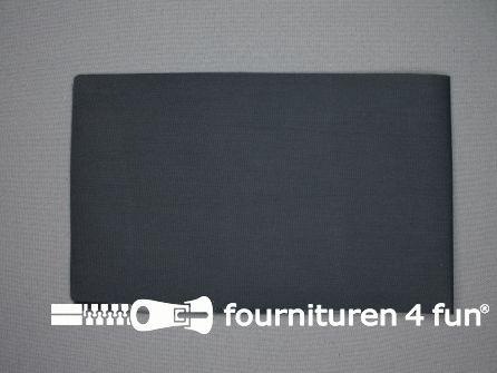 Reparatiedoek 12x40cm donker grijs