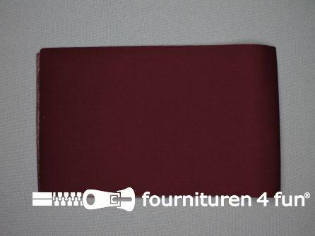 Reparatiedoek 12x40cm bordeaux rood