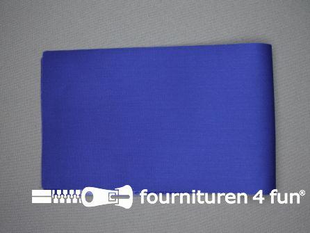 Reparatiedoek 12x40cm kobalt blauw