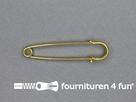 Kiltspeld 76mm goud