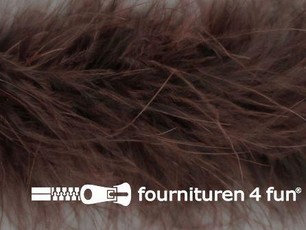 Maraboe donker bruin