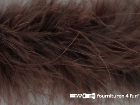 10 Meter maraboe donker bruin