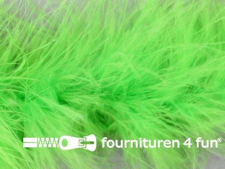 10 Meter maraboe lime groen