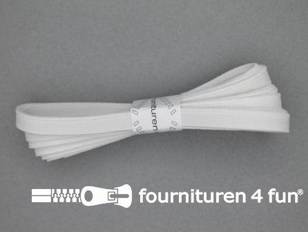 Band elastiek 8mm soepel wit 3 meter