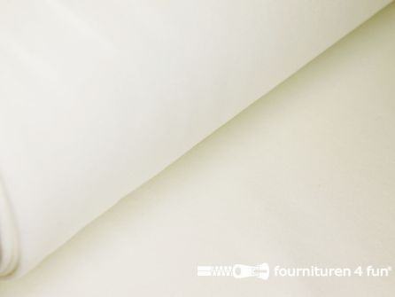 Fijn boordstof 35cm off white