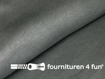 Fijn boordstof 35cm staal grijs