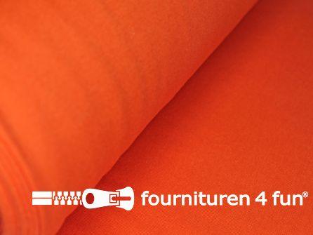 Fijn boordstof 35cm oranje