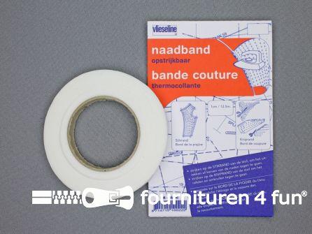 Vlieseline® naadband 10mm wit