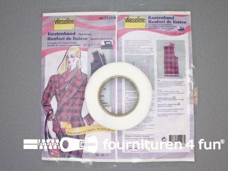 Vlieseline® kantenband 20meter / 20mm