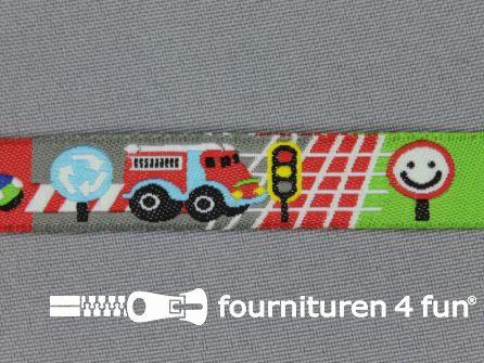 Kinderband 14mm verkeer