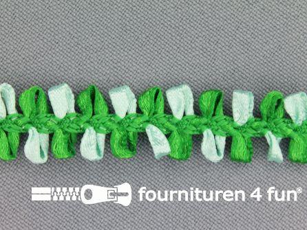 Muizentand band 15mm mint - groen