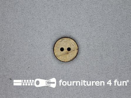 Kokos knoop 15mm naturel