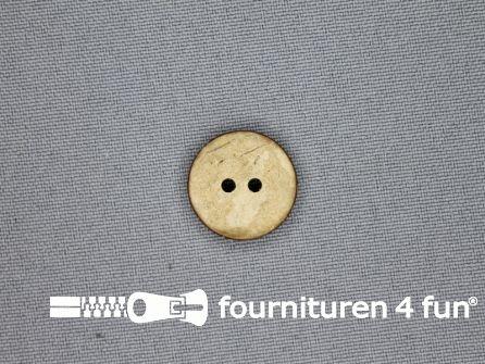 Kokos knoop 18mm naturel