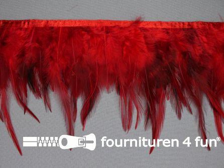 Verenband 120mm rood