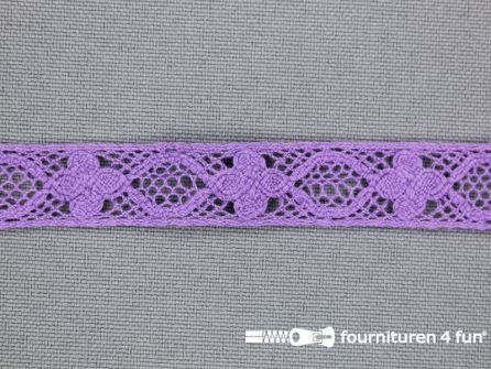 Ibiza broderie 13mm lila