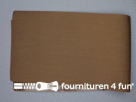 Reparatiedoek 12x40cm camel bruin
