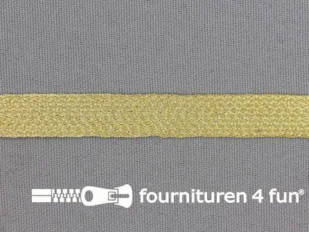 Brokaat goud band 10mm