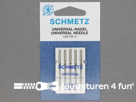 Schmetz machine naalden - universeel 120