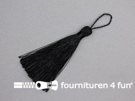 Kwast 90mm zwart