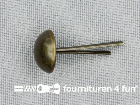 Splitpennen 12mm brons 10 stuks