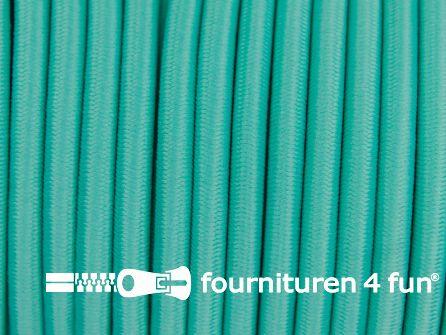 Elastisch koord 4,5mm turquoise